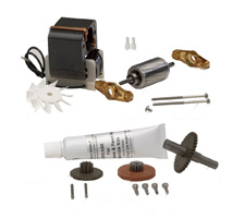 Stenner Motor Service Kits & Gear Case Kits